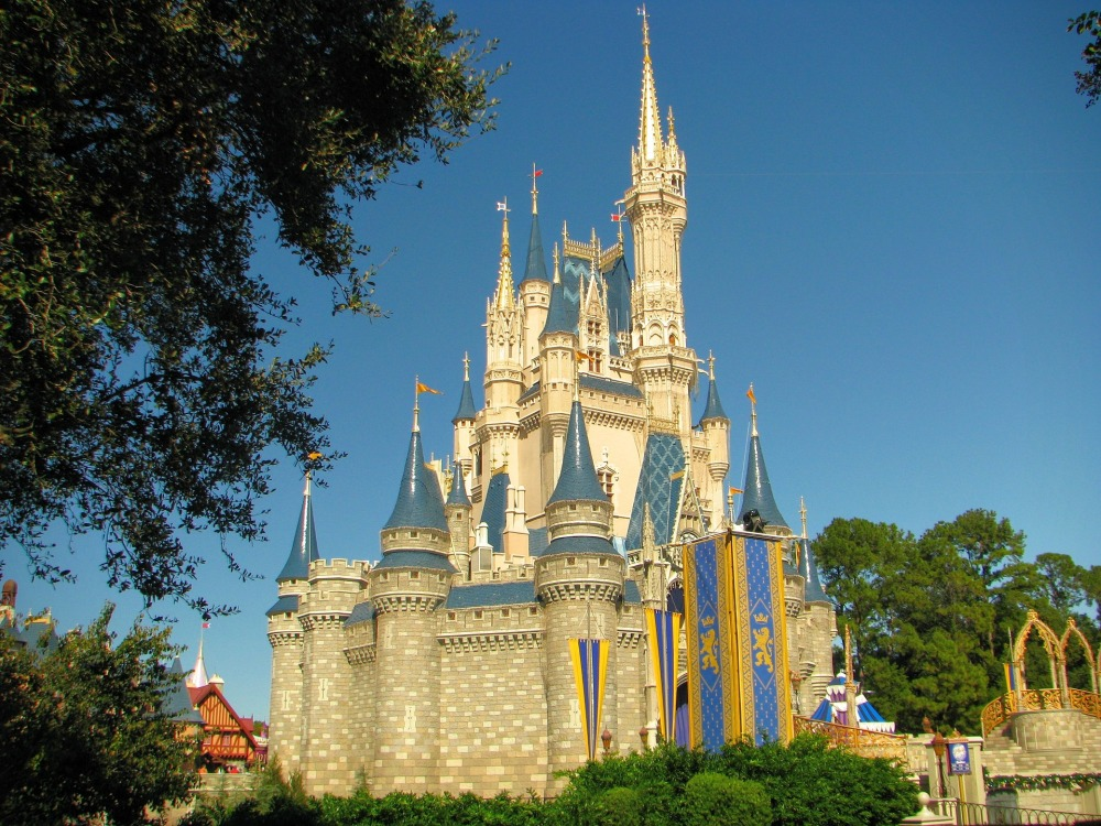 That glorious Castle!