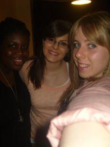 Caroline, Hayley & Sarah